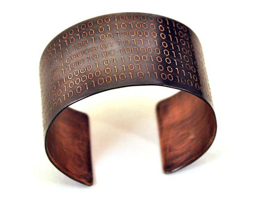 Binary Bracelet