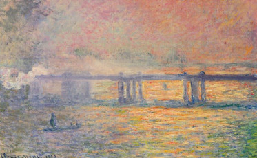 Painting by Claude Monet/Wikipedia