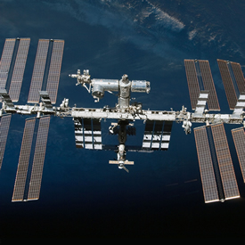 ISS Galactic Classroom