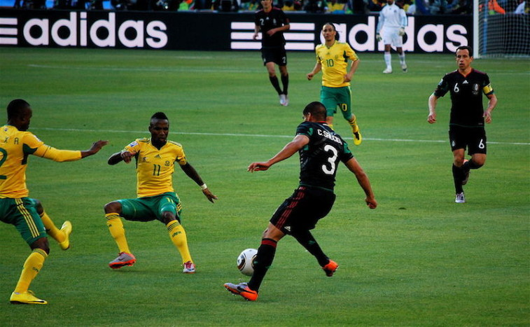 First match of the 2010 World Cup (South Africa v. Mexico)
