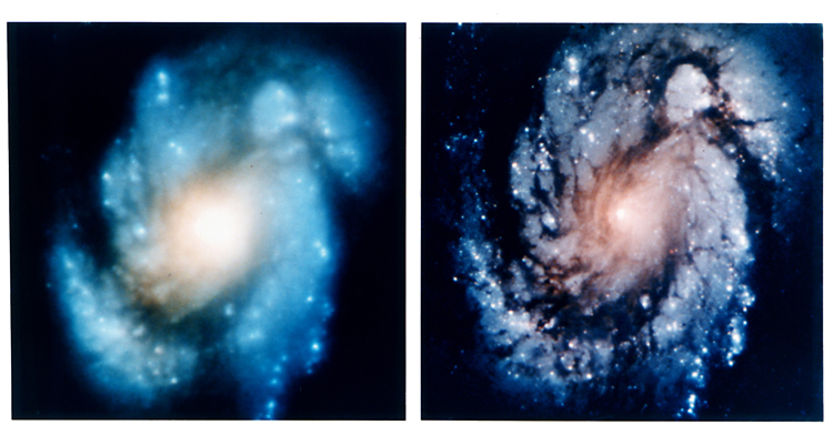 Hubble_Images_of_M100_Before_and_After_Mirror_Repair_-_GPN-2002-00006_750